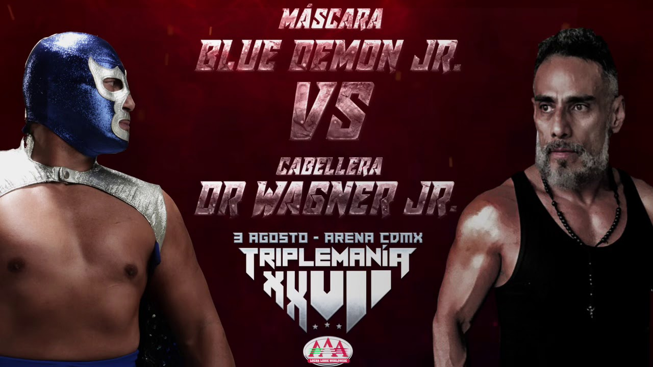 Image result for triplemania 2019