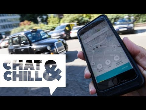 SHOULD UBER BE REGARDED AS A TRANSPORT COMPANY? | Chat & Chill EP33 FT. Nics