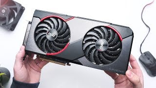 MSI RX 5700 XT Gaming X - Big Leap Over Reference!