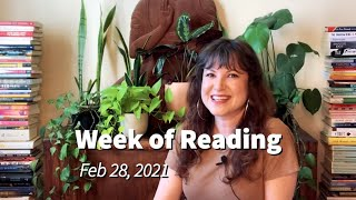 Week of Reading | Feb 28, 2021