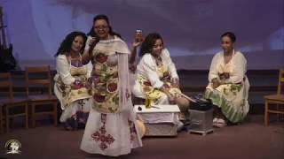 """ድራማ - """"ብሓድነት ምዕባይ"""" -  ብደቀኣንስትዮ ኣሓት - 03/10/19 - Emmanuel Eritrean Church Houston"""