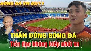 Bóng đá việt nam mới nhất,HLV Park Tìm Ra Thần Đồng Bóng Đá...Siêu Tiền Đạo Cực Mới Cho ĐTVN