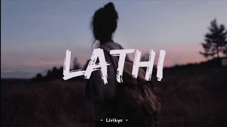 Download Mp3 Weird Genius - Lathi Ft. Sara Fajira  Lyrics Video Dan Terjemahan Indonesia