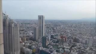Tokyo Metropolitan Government Building - 東京都庁舎