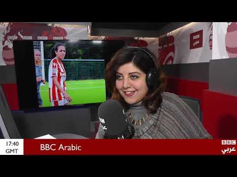 لقاء حصري مع سارة عصام لاعبة كرة القدم المصرية التي فازت بجائزة أفضل رياضية لعام 2018  - 19:54-2018 / 12 / 15