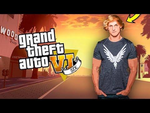 TOP 10 YOUTUBERS HIDDEN IN VIDEO GAMES! (Logan Paul, PewDiePie, RomanAtwood)