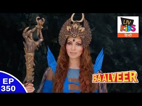 Baal Veer - बालवीर - Episode 350 - Chhal Pari Abducts Vichitra Gupt