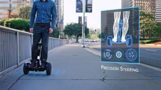 Segway miniPRO | Redefining Personal Transportation(The hoverboard has evolved. Introducing the ultimate, self-balancing scooter with safer features, stronger hardware, and smarter software: the Ninebot by ..., 2016-06-16T22:10:35.000Z)