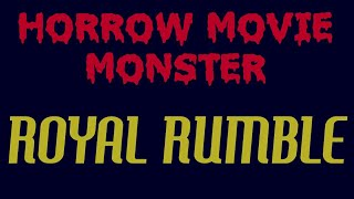 WWE 2K19 - 30-Man Horror Movie Monster Royal Rumble