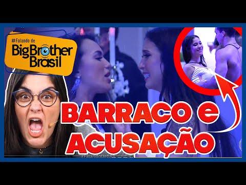 🔴BBB20: Bianca surta, xinga e empurra Rafa em briga épica + Globo ignora a #PetrixExpulso  25/01/20
