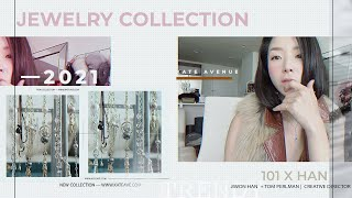 KATE's Jewelry NY 디자이너 브랜드 악세사리 하울 2021신상  JEWELRY Collectio…