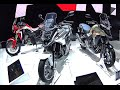 Honda DreamWing Africa Twin CRF1000L, NC750X, CB500X All new 2016, 2017 model