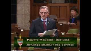 Gerald Keddy on the National Lyme Disease Strategy Act (Bill C-442)