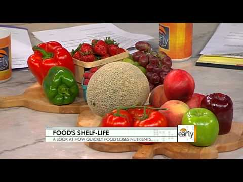 Food shelf life: What you need to know