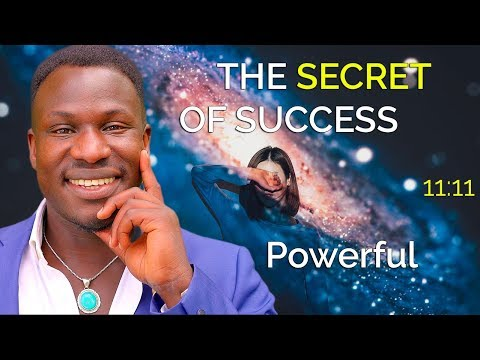 How to Become Successful In Anything INSTANTLY (Law of Attraction!) Powerful!
