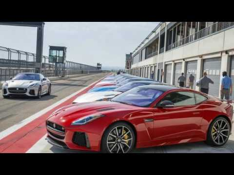 2017 Jaguar F Type Safety Review