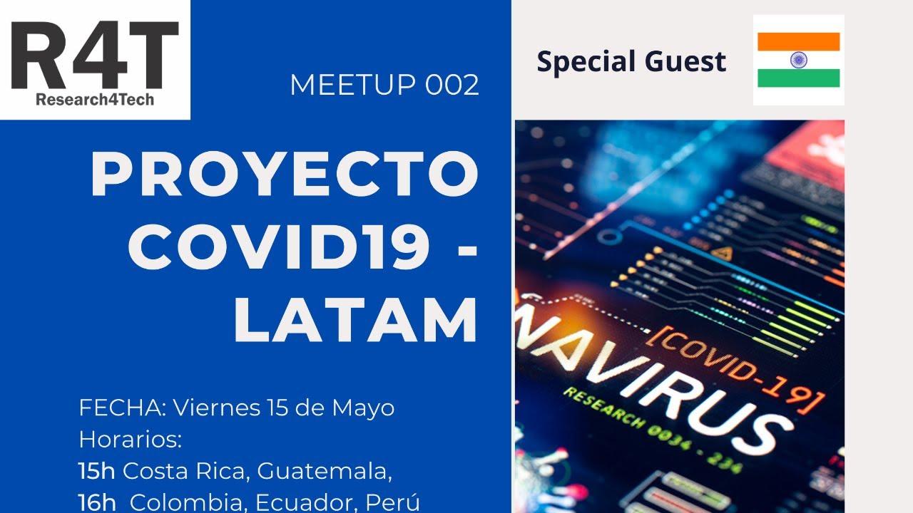 Proyectos Latam Covid19