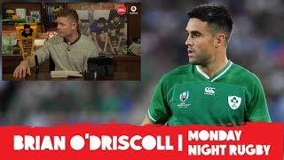 Brian O'Driscoll | Ireland vs Scotland review | Performance of the World Cup so far?