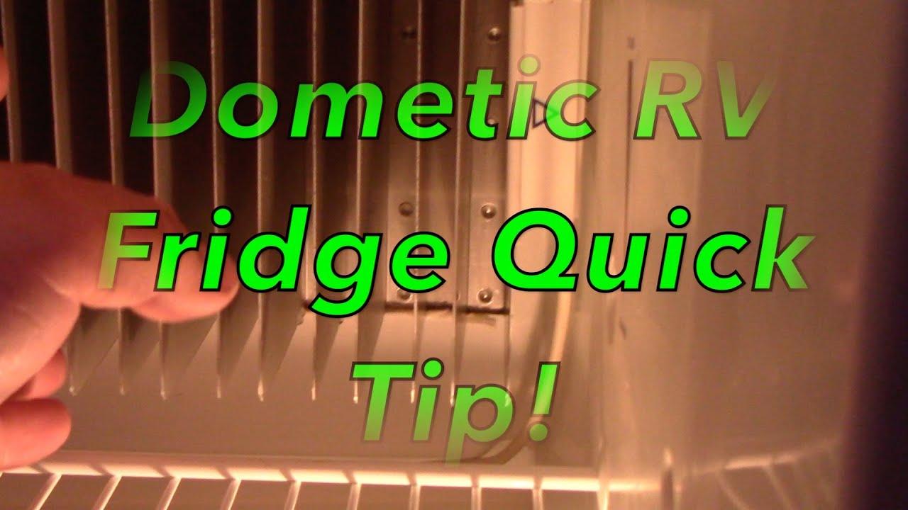 medium resolution of dometic rv fridge quick tip