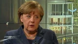 Dr. rer. nat. Angela Merkel ist Physikerin