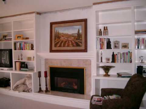 custom cabinetry and custom built wall units by inspired design youtube. Black Bedroom Furniture Sets. Home Design Ideas