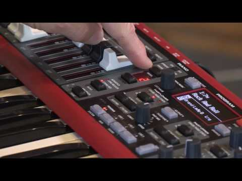 Nord Electro 5D Tutorial 1: Welcome and Introduction.