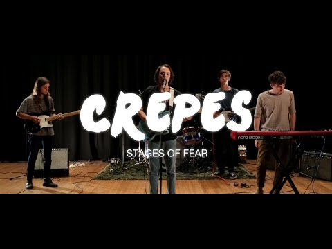CREPES 'Stage Of Fear' - Sessions - Big Sound 2015