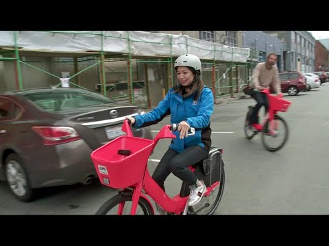 Electric Bike-Sharing Program Expands in San Francisco