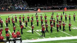 Rome High School Marching Band - Peach State Marching Fesitval October 22, 2011