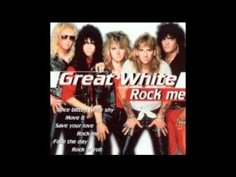 Rock Me - Great White (HQ version)