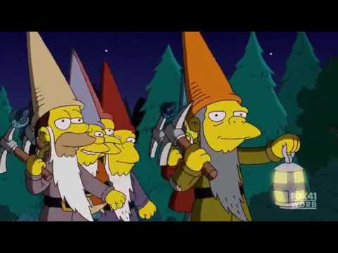 ho hi, simpsons dwarf song