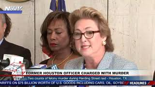 FELONY CHARGE: Former Houston officers charged for deaths in Harding street raid
