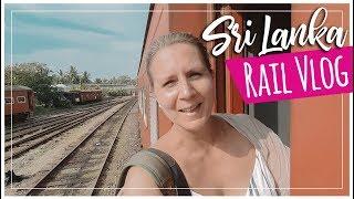 Sri Lanka Train Vlog | Day Trip Tips (Galle Koggala)
