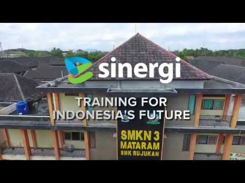 SINERGI Renewable Energy Training for Indonesian Schools
