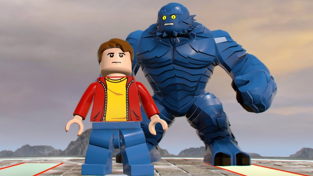 LEGO Marvel Super Heroes 2 - Rick Jones (A-Bomb) - Open ...