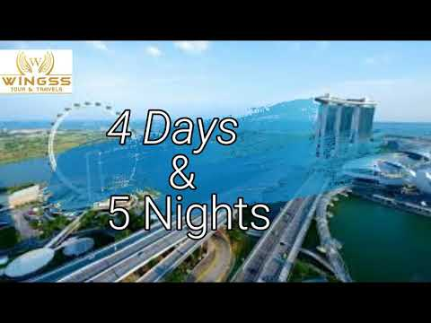 Holiday Package Singapore