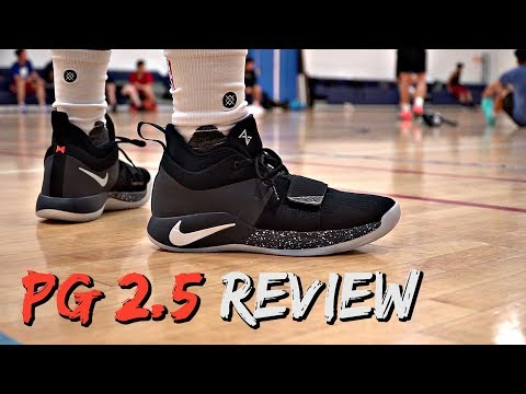 Nike PG 2.5 Performance Review!