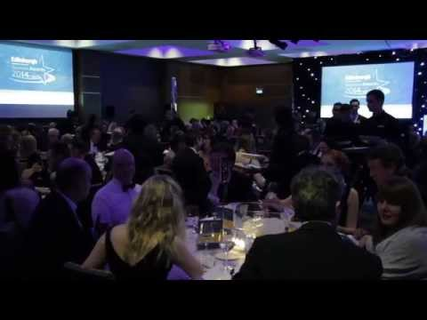 Edinburgh Chamber of Commerce Business Awards 2014