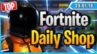 Fortnite Daily Shop *FLOP* DARK VANGUARD SKIN (29 Januar 2019)