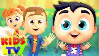 Wash Your Hands | Healthy Habits for Kids + More Nursery Rhymes & Baby Songs - Kids Tv