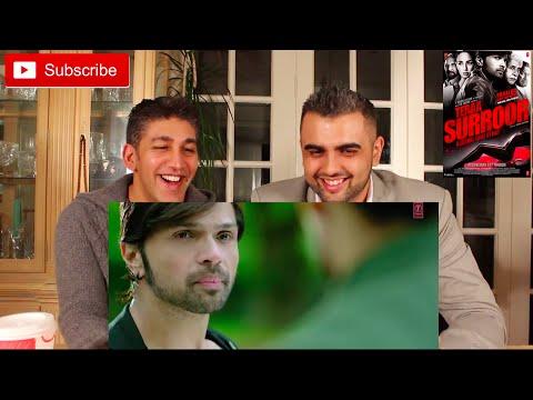 TERAA SURROOR Trailer Reaction | Himesh Reshammiya, Farah Karimaee, Naseeruddin Shah | T-Series