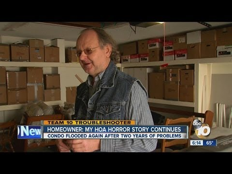 HOA horror story gets worse for La Jolla homeowner