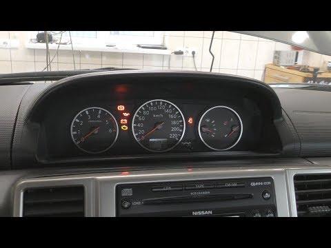 Nissan X-Trail 2.2 d 2006 - Растянута цепь ГРМ