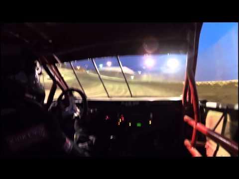 8-14-15 Kankakee Speedway heat race #3