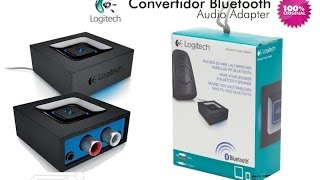 Convertidor de Audio Logitech - aPreciosdeRemate