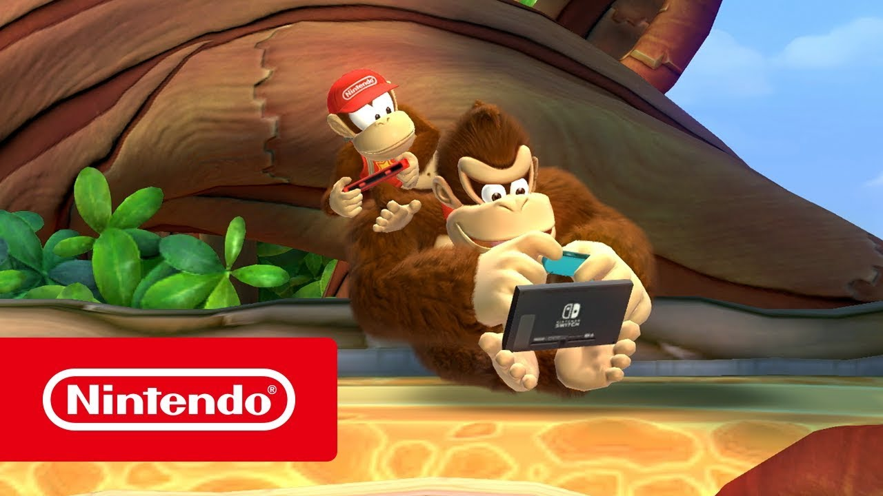 donkey kong country tropical freeze bande annonce générale