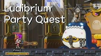 Ludibrium Party Quest | MapleStory | GMS | Nostalgia