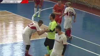 Чемпионат Липецкой области по мини футболу Сокол ОГЦ 3 2 Обзор матча