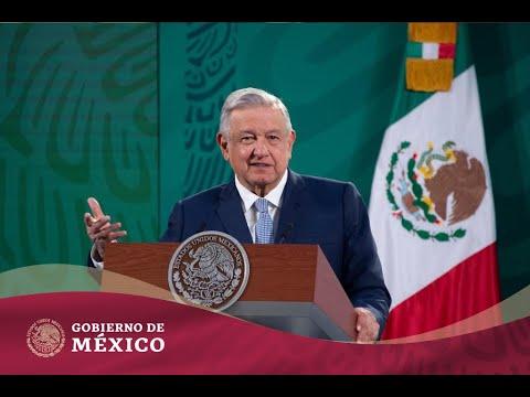 #ConferenciaPresidente | Lunes 22 de febrero de 2021.