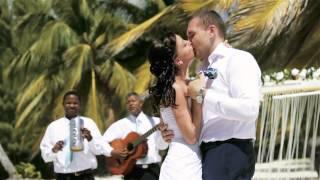 Свадьба в Доминикане видео(Свадьба в Доминикане видео. Свадьба в Доминикане. Максим и Алёна. Организация свадьбы в Доминикане caribbean-weddin..., 2013-03-29T05:16:05.000Z)